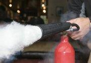 Neue Erkenntnisse beim Löschen mit CO2-Feuerlöschern