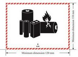 Neue Merkblätter zum Transport von Lithium-Ionen-Batterien